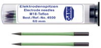 Teflon pinnoitetut elektrodit